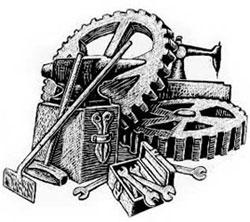 The Classic ASHP Logo