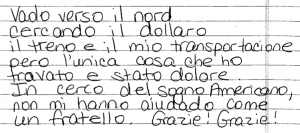 Italian corrido