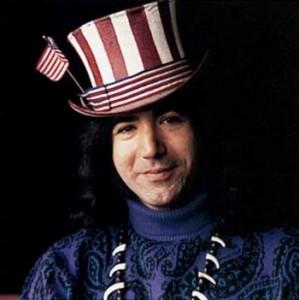 Jerry Garcia in Haight-Ashbury, 1967