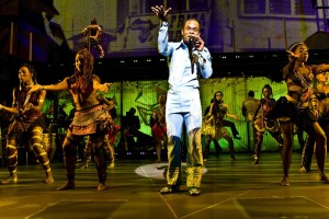 Fela! on Broadway