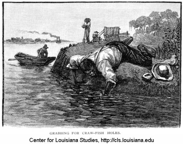 "William L. Murfree, Sr., ""The Levees of the Mississippi, "" Century Illustrated Monthly Magazine, 25 (November 1882-April 1883): 424"