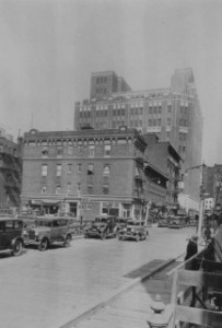 (1929) Hoyt and Schermerhorn St. Percy Loomis Sperr, New York Public Library #705002F. (From Re-Brooklyn)