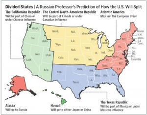 Its Not You Its Me I Think Its Time To Secede From This - Secession map of us